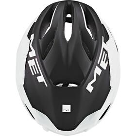 MET Rivale Helm black/white